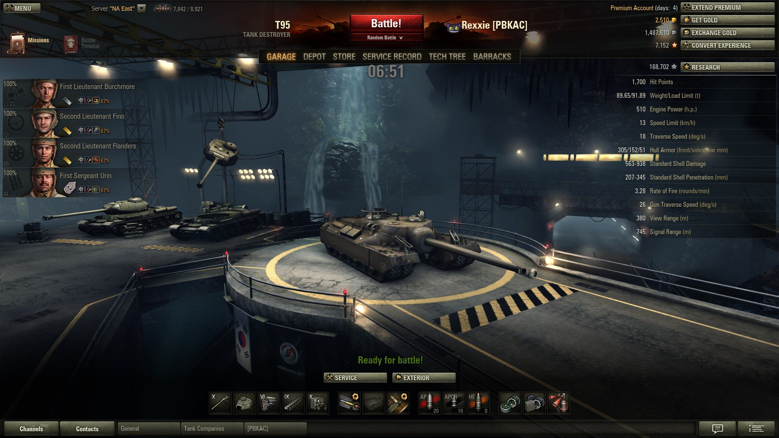 World of Tanks - The Angry Ducks Clan Official Website