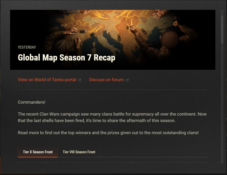 WoT - Global Map Season 7 Recap - The Angry Ducks Clan Official Website